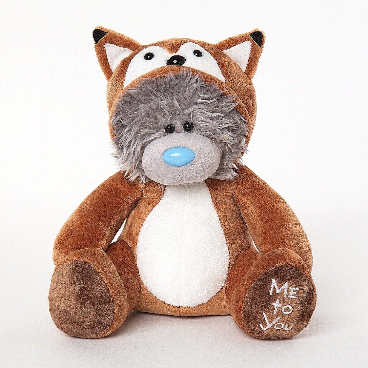 ME TO YOU 24  Tatty Teddy Orso Peluche da collezione-Vestito da FOX