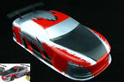 12304 HSP 1/10 ELECTRIC RC CAR PAINTED BODY SHELL W/ DECALS FLYING FISH SOARER