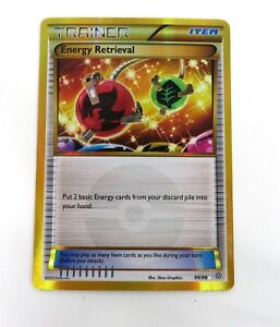 Energy Retrieval 99//98 Ancient Origins Rare Secret Mint Pokemon Card