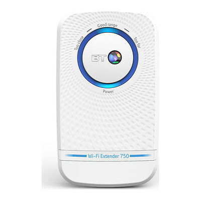 BT AC750 WiFi Range Extender Dual Band up to 300Mbps