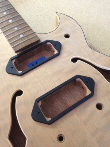"""P-90 Pickup 3//16/"""" Spacer Black made for Gibson Epiphone ES-175 ES-225 Project"""