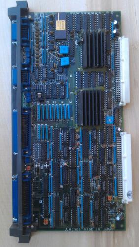 Mitsubishi Meldas Control Board MC303 MC-303