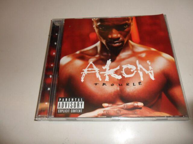 Cd  Trouble von Akon (2005)