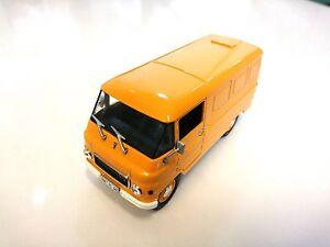 Zuk-A-05-Van-1-43-DeAgostini-Ixo-URSS-Voiture-de-l-039-Est-CAR-MODEL-P104