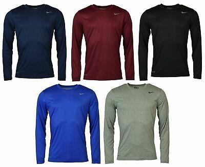Nike Men's Legend Dri-Fit Long Sleeve T