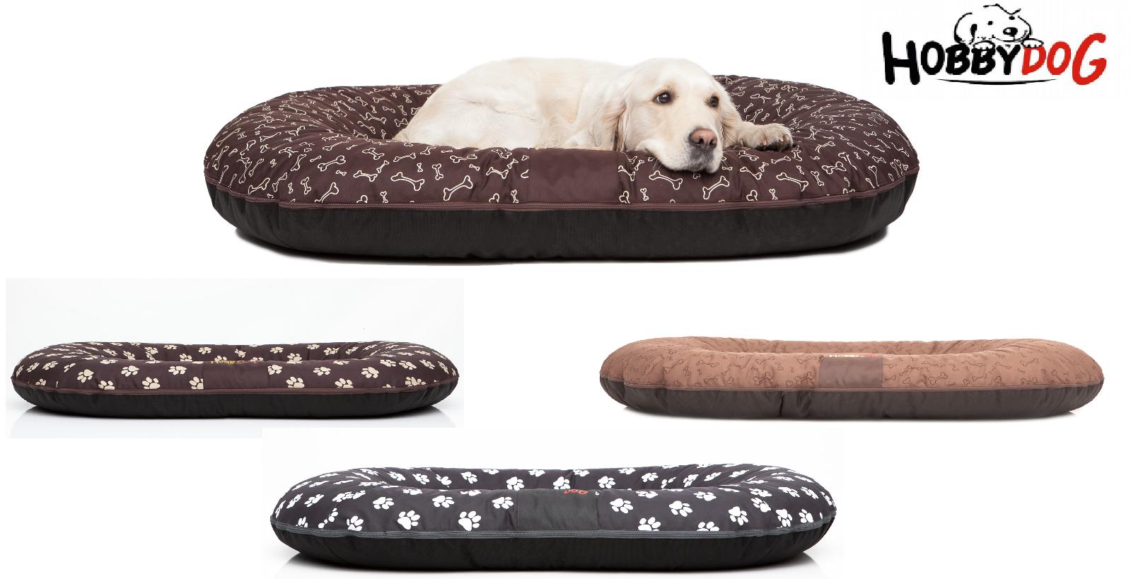 Hundebett PONTON HOBBYDOG Schlafplatz Tierbett Hundesofa Hundedecke Dimensione XXXL