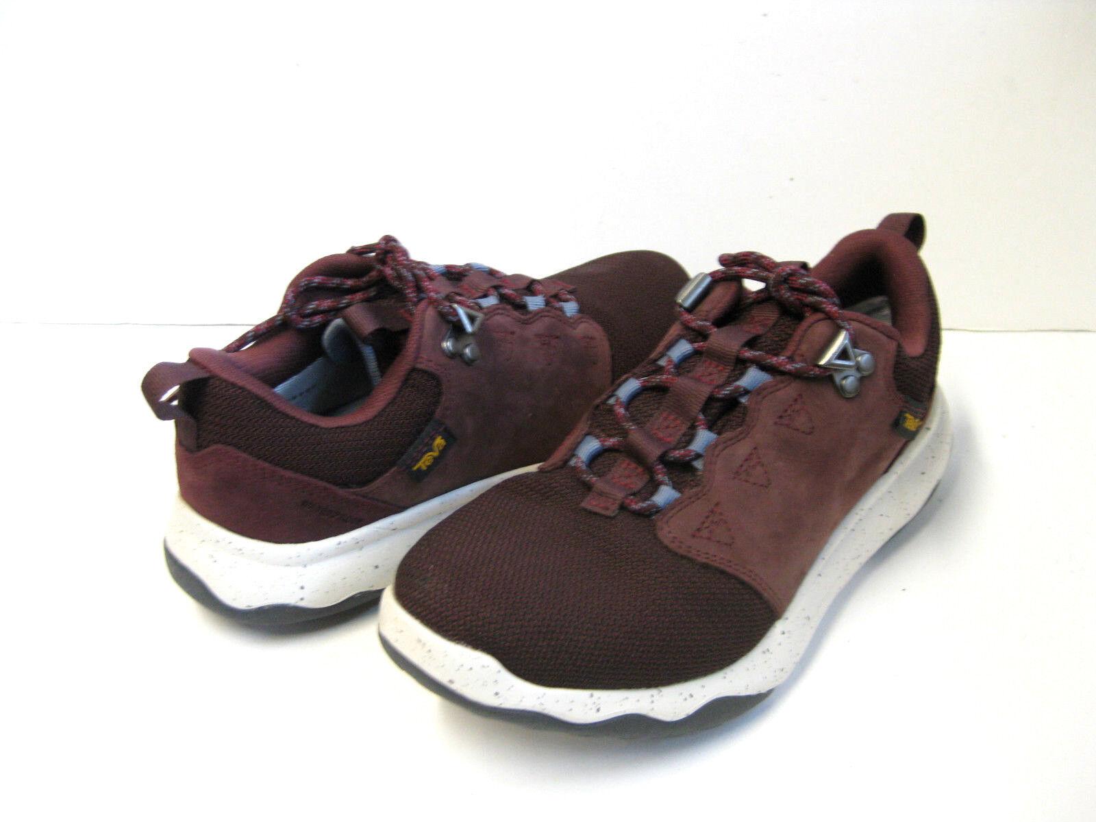 Teva arrowwod Impermeable Mujeres Zapatos Caoba US 7 UK 5 EU 38