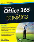 Office 365 For Dummies by Jennifer Reed, Ken Withee (Paperback, 2012)