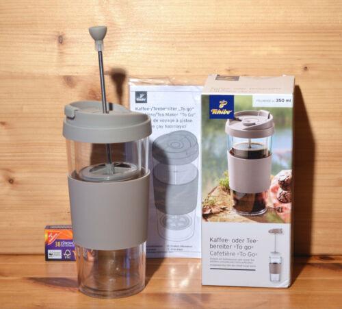 Kaffee- oder Teebereiter to go Tchibo unbenuzt und ovp TCM