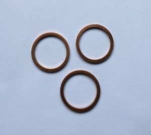 Gearbox /& Transfer Box Land Rover Series 2 /& 3 Drain Plug Washer for Axles