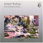 Joaquin Rodrigo - Joaquín Rodrigo: Five Orchestral Pieces