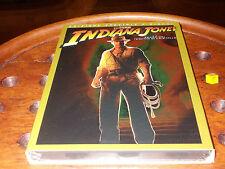 Indiana Jones e il regno del teschio di cristallo Paramaunt   2 Dvd ..... Nuovo
