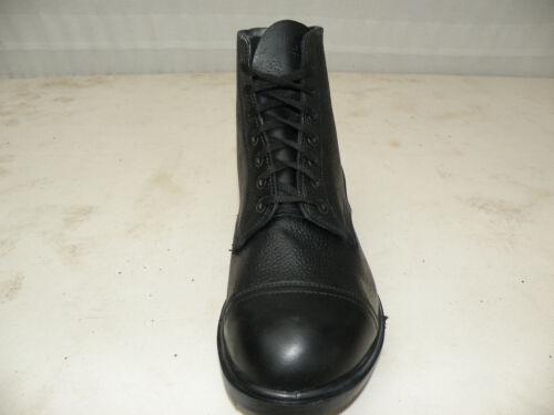 Voll Lederstiefel: Neuwertig Größe 45 Orig.Dän Armee Schuhe