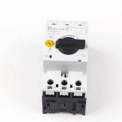 PLC Processors ONE NEW EATON MOELLER motor switch PKZM0-4 2.5-4A ...
