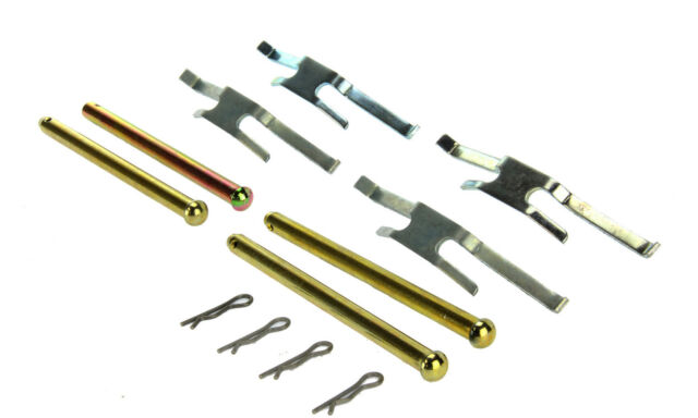 Disc Brake Hardware Kit Rear Centric 117.44030