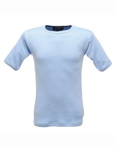 REGATTA Unterhemd Thermo Herren T-Shirt Thermal Short-Sleeve Vest 111 NEU