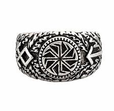 Colovrat symber Norreno Viking Runa dimensioni dell'anello T