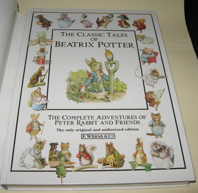 The Classic Tales of Beatrix Potter/ 23 Classic Tales in 1 Book
