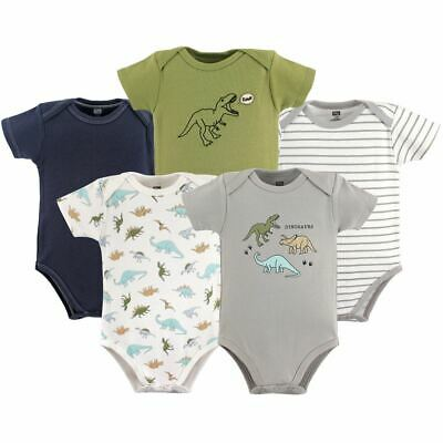 5-Pack Hudson Baby Boy Bodysuits New York City