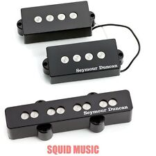 Seymour Duncan SPB-3 & SJB-3 PJ Precision P Jazz Bass Quarter Pound Bassline SET