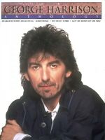 George Harrison Anthology Sheet Music Piano Vocal Guitar Songbook 000308116