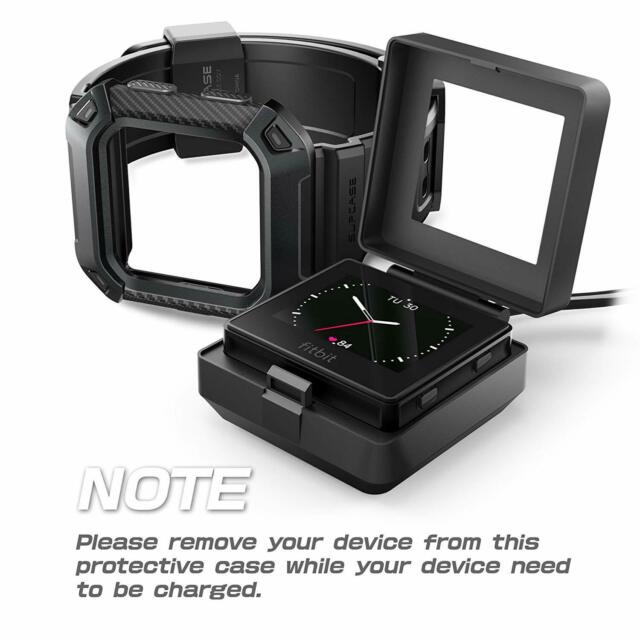 premium selection 040dc 2bbf7 SUPCASE Fitbit Blaze Bands With Protective Case Unicorn Beetle Pro Rugged  CAS