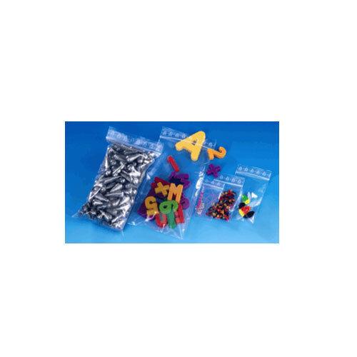 100 Druckverschlussbeutel 250 x 350 250x350 mm 50my