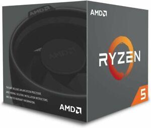 AMD-RYZEN-5-2600X-6-cores-Processor-4-2-GHz-Max-Boost-AM4-95W-YD260XBCAFBOX