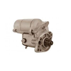 Starter-Anlasser-Kioti-Daedong-CK25-DK40-LK2554-Kubota-L5740-Schaeffer-2033s