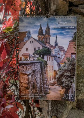 Mystik Moments Fotografie Meißen Foto-Kalender 2019 A3 Hochformat