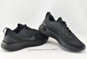 38346160ca0cd Nike Odyssey React - CHOOSE SIZE - AO9819-010 Triple Blackout Epic ...
