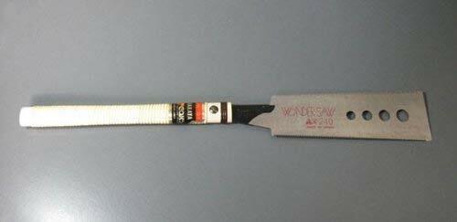 Nakaya Wonder saw blade-type double-edged body 9 cun 240mm 0.5mm thickness