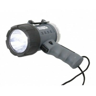 Suchscheinwerfer 2.200mAh Lithium-Ionen LED Strahler Carry 12Volt 230Volt