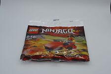LEGO Set Ninja Ninjago 30293 Kai Drifter Figur Zubehör Tütchen OVP closed