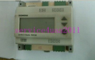 Used SIEMENS RWC62 Temperature controller module in good condition