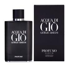 Acqua Aqua Di Gio Profumo by Giorgio Armani 4.2 oz Eau De Parfum for Men NIB