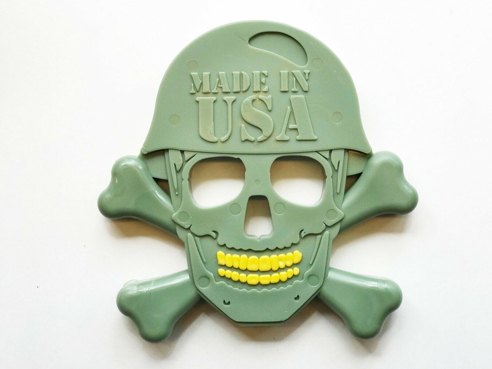 USA-K9 Totenkopf Nylon Spielzeug Ultra Langlebig Chew ´S - Power ´ S Hund &
