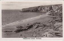 Trebarwith Sands, TINTAGEL, Cornwall RP