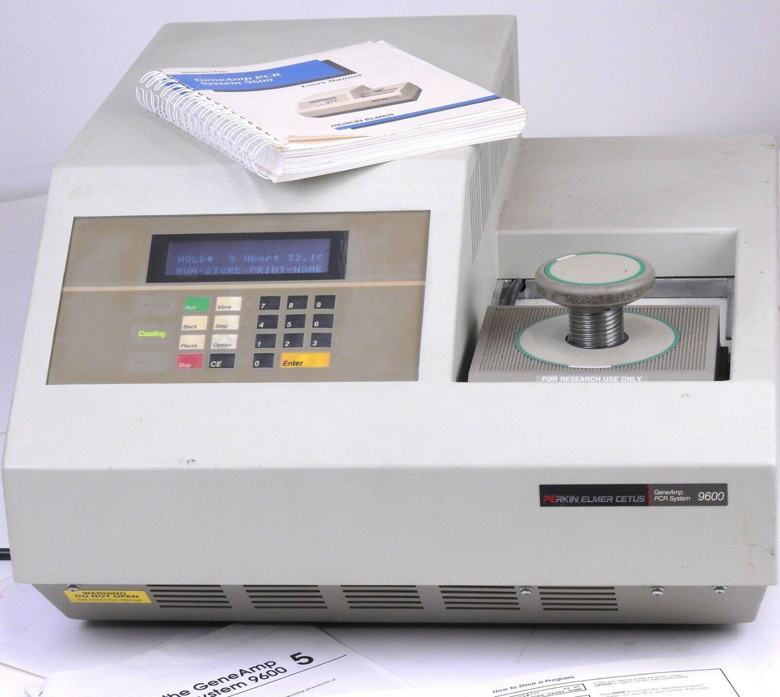 Perkin Elmer GeneAmp PCR System 9600
