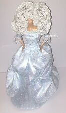 Disney Store Cinderella Live Action Movie Fairy Godmother Outfit Doll Dress NEW