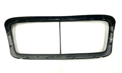 Genuine BENTLEY CONTINENTAL GT//GTC Calandre Surround en Noir