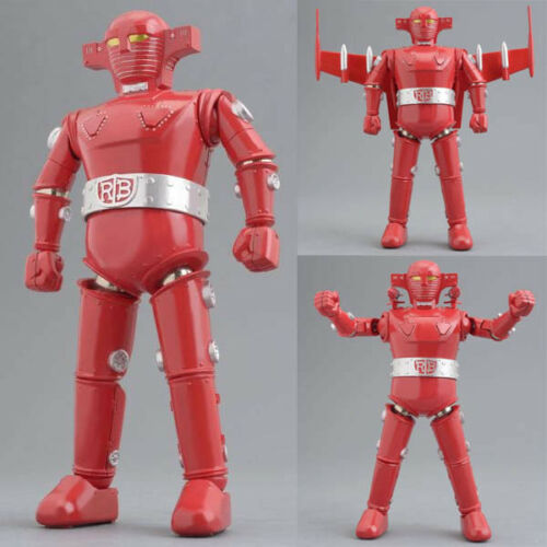 EVOLUTION TOY DYNAMITE ACTION NO 16 SUPER ROBOT REDBARON EXPOSED