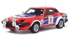 OTTO MOBILE 220 TRIUMPH tr7 v8 In Resina Modello Auto Da Corsa GP 4 MANX Trophy LTD ED 1:18