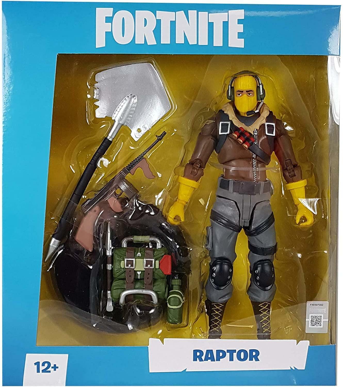 Fortnite Raptor Deluxe Actionfigur 18 cm McFarlane beweglich