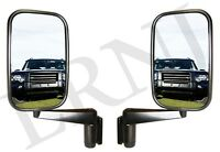 Land Rover Series All Models Mirror & Arm Set Of Two Part Mtc5217