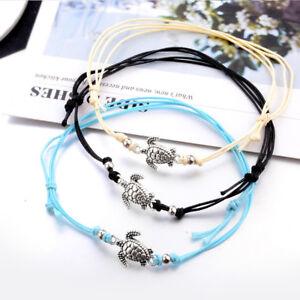 bracelet cheville tortue