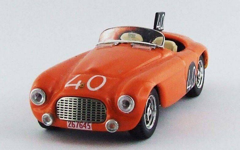 ART MODEL 204.2 - Ferrari 166 MM MM MM Barchetta  40 SPA - 1949 1 43 4f8