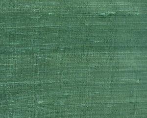 Image Is Loading Rich Jewel Tone Green Dupioni Silk 44 034