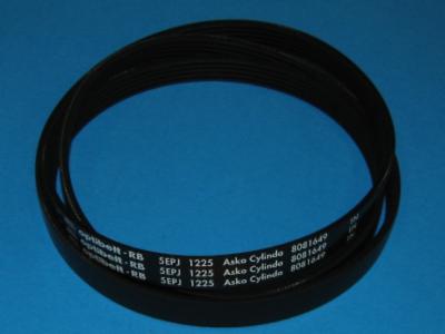 GENUINE  Asko Washing Machine  Belt  P//N 268537 W6444A  W6888 W6884ECO W6564