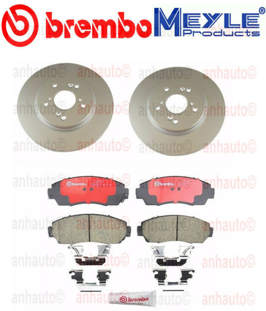 NEW Acura RDX Honda CR-V 07-13 Front Left And Right Brake
